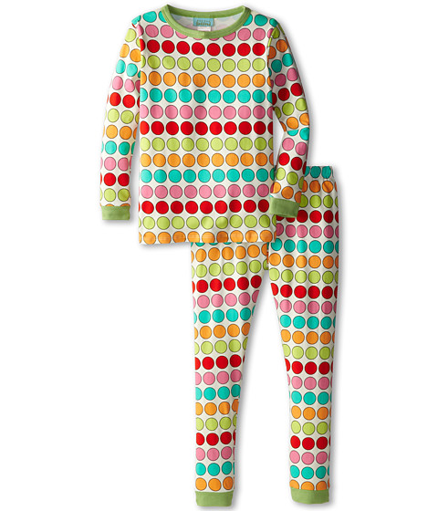 BedHead Kids - L/S Snug PJ Set (Toddler/Little Kids) (Twister) Kid's Pajama Sets