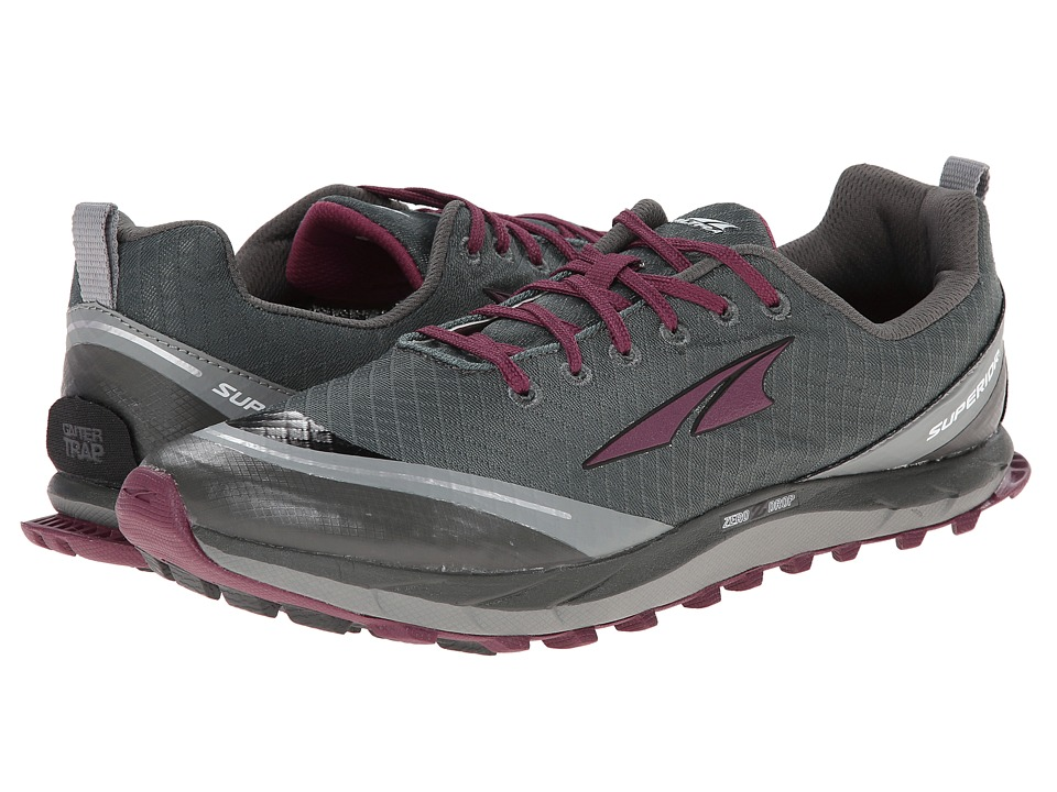 Altra Footwear - Superior 2 (Deep Lake/Berry) Women's Running Shoes