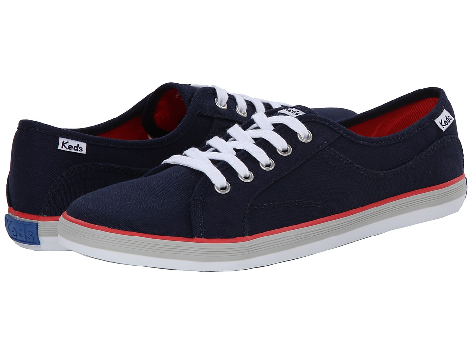 Keds - Coursa LTT (Navy Canvas) Women