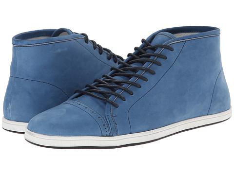SWEAR - Frank 2 (Blue Leather) Men
