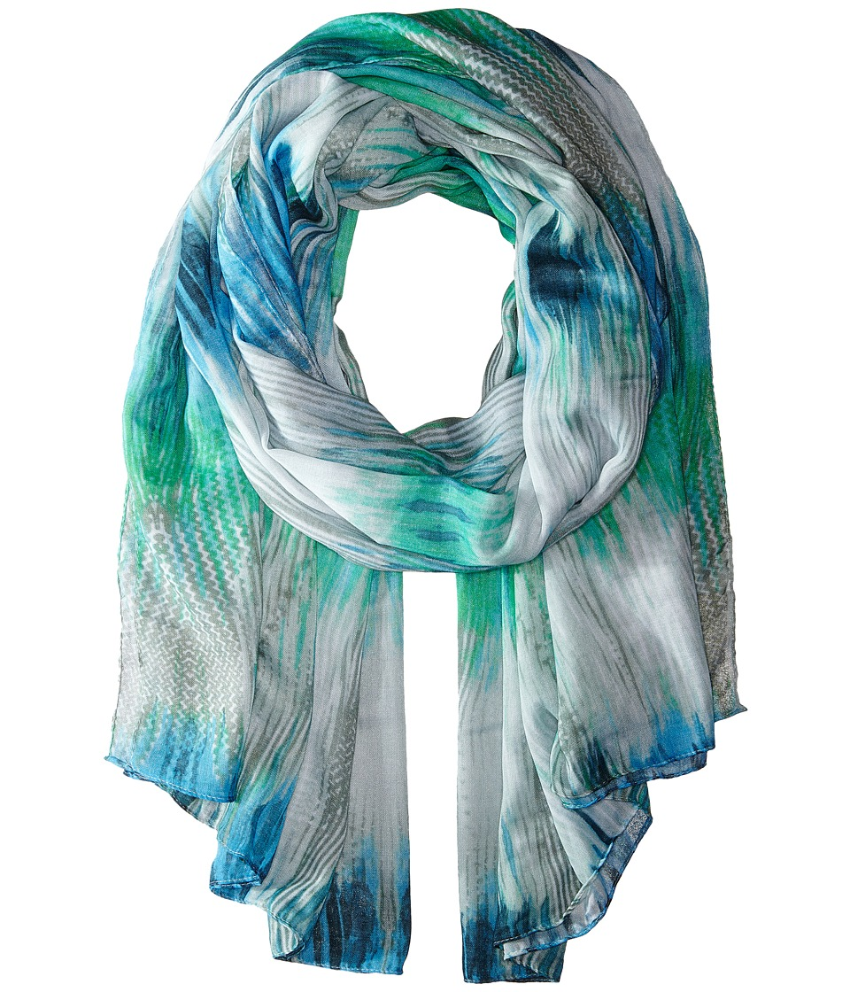 Prana - Baka Scarf (Cool Green) Scarves