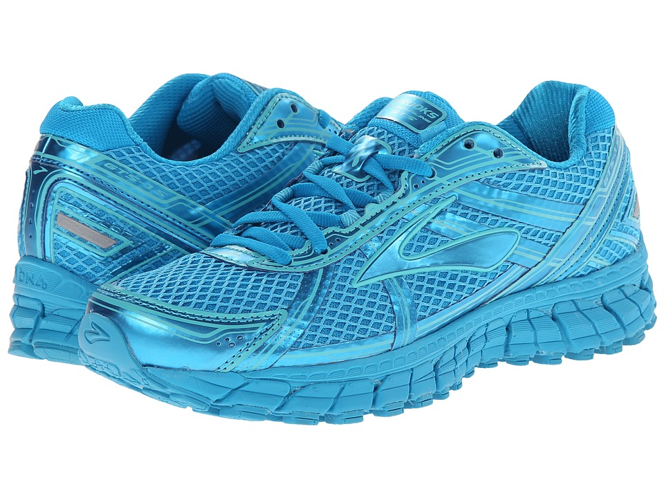 Brooks - Adrenaline GTS 15 (Hawaiian Ocean) Women's Running Shoes