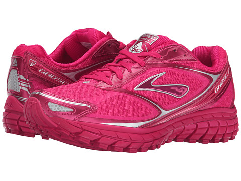 Brooks - Ghost 7 (Virtual Pink/Paradise Pink/Silver) Women's Running Shoes