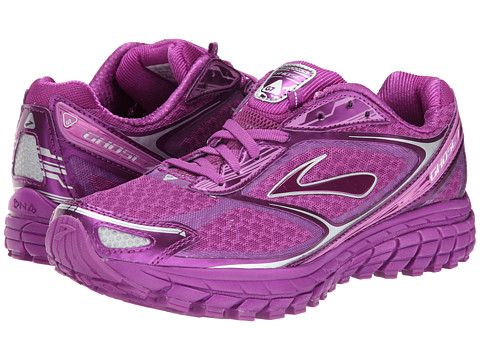 Brooks - Ghost 7 (Dahlia/Radiant Orchid/Silver) Women