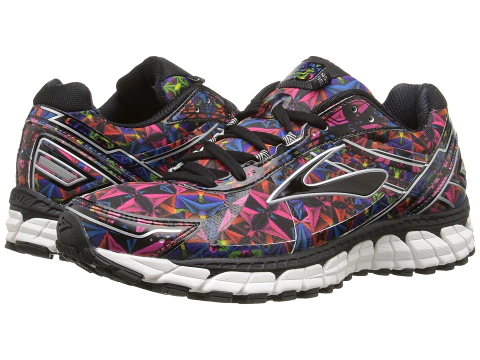 Brooks - Adrenaline GTS 15 (Kaleidoscope/Black) Women's Running Shoes