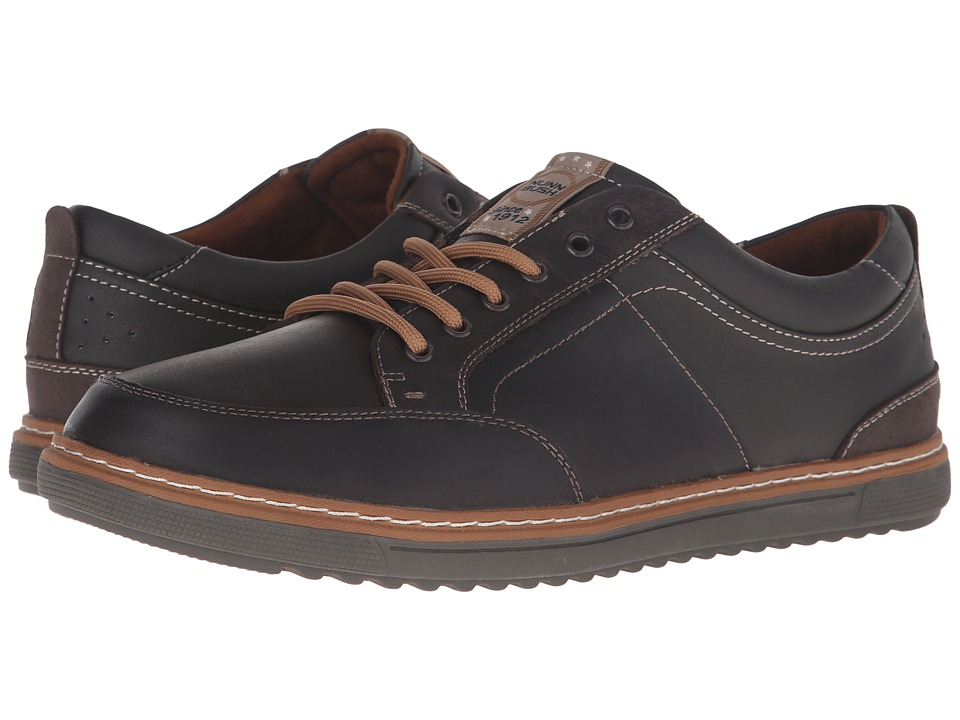 Nunn Bush - Anthony (Brown) Men's Lace up casual Shoes