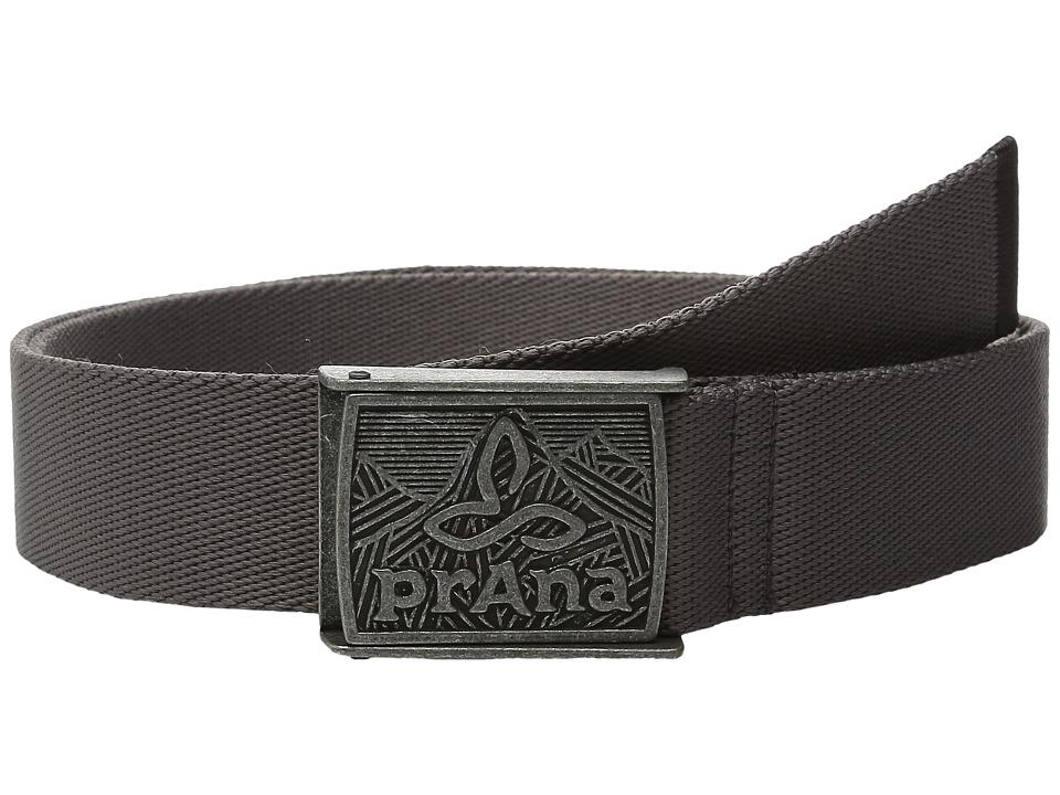 Prana - Union Belt (Mud) Women's Belts