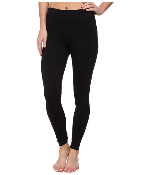 Fila - Essential Tight Leggings (Black/Black) Women