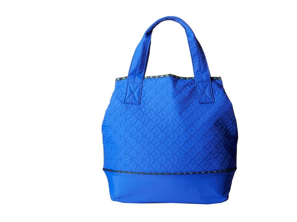 Prana - Ayanna Yoga Tote (Blue Jay) Tote Handbags