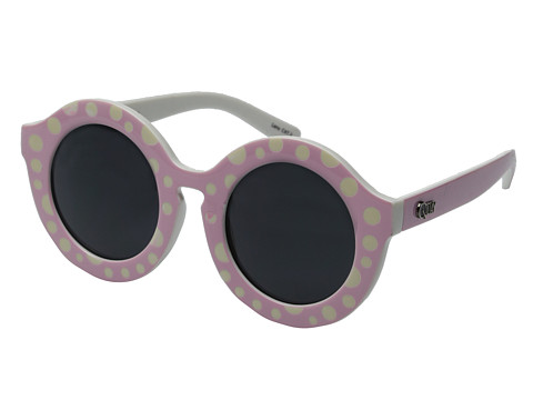 QUAY AUSTRALIA - Penelopy (Pink Polka Dot) Fashion Sunglasses