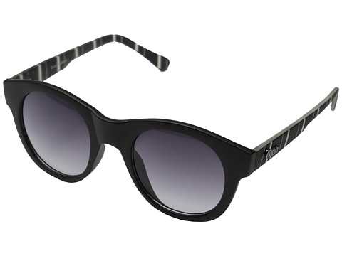 QUAY AUSTRALIA - Redo (Black Stripe) Fashion Sunglasses
