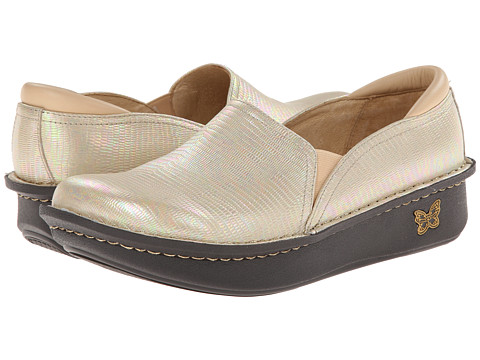 Alegria - Debra Professional (Abalone) Women's Slip on Shoes