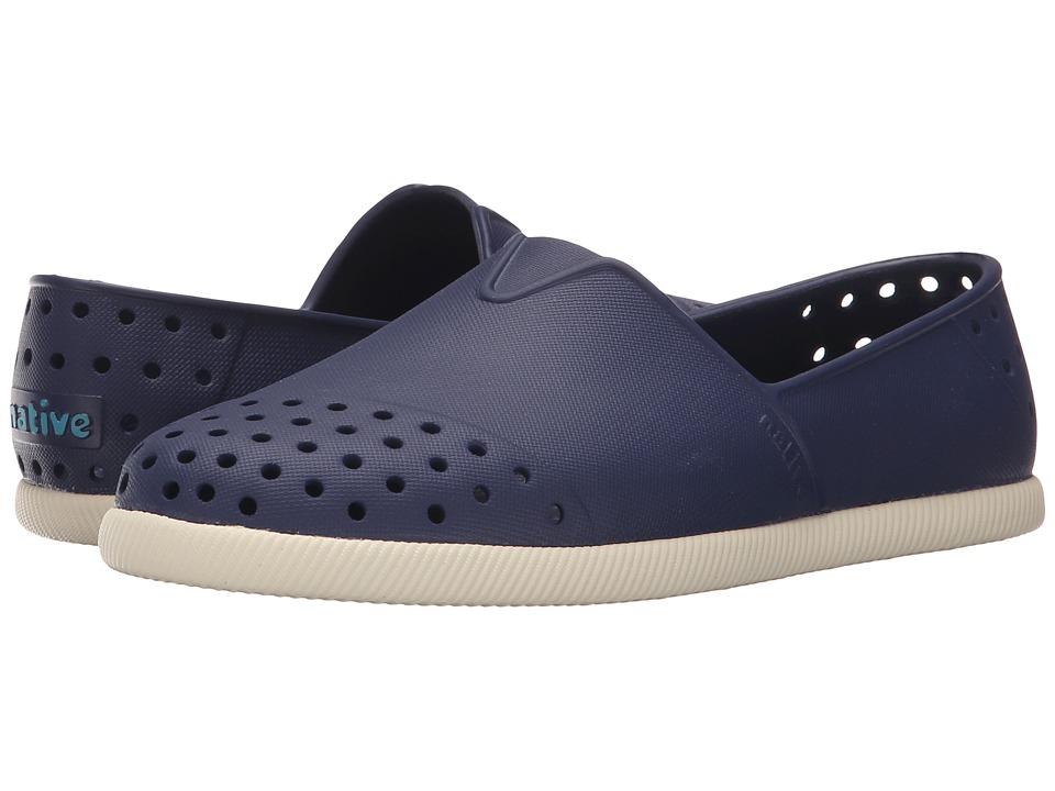 Native Kids Shoes - Verona (Little Kid) (Regatta Blue) Kid's Shoes