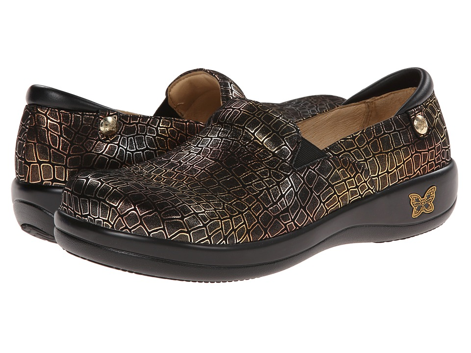 Alegria - Keli Professional (Fancy Giraffe) Women's Shoes
