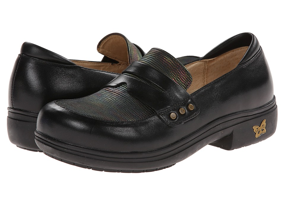 Alegria - Taylor (Iguana Sheen) Women's Clog Shoes