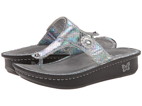 Alegria - Carina (Slither Shine) Women's Sandals