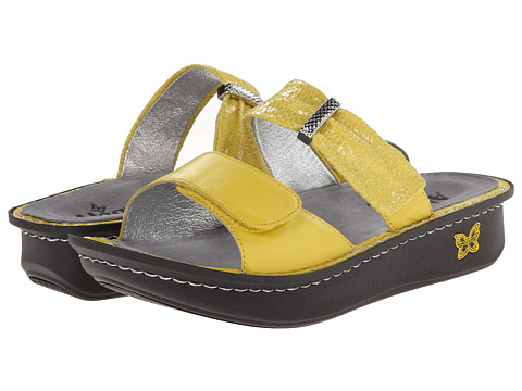 Alegria - Karmen (Lemon Mixer) Women's Sandals