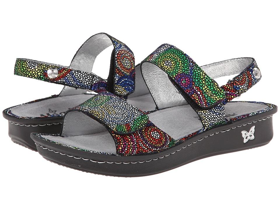 Alegria - Verona (Bullseye) Women's Sandals