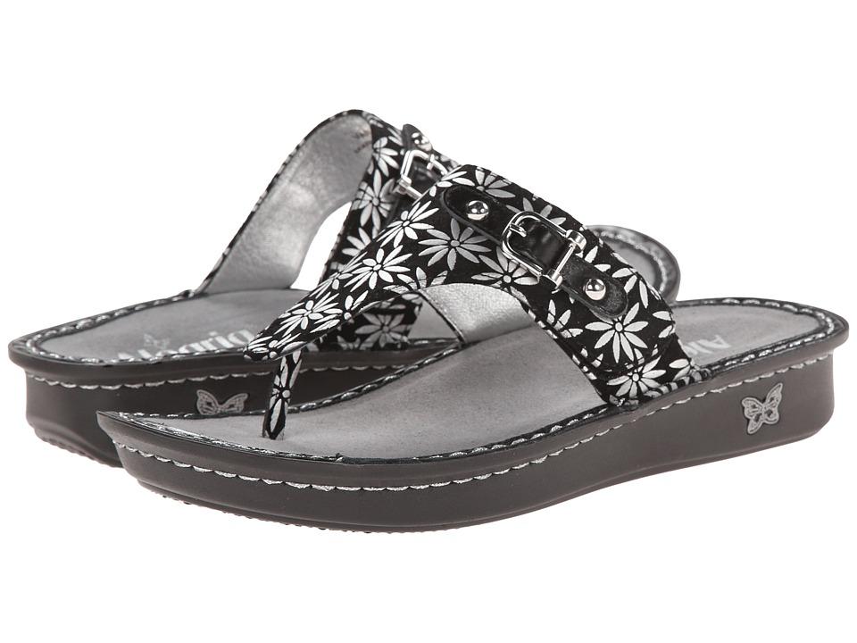Alegria - Vanessa (Silver Gerber) Women's Sandals