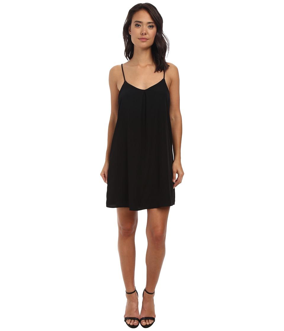 Brigitte Bailey - Pretty Tank Dress (Black) Women's Dress