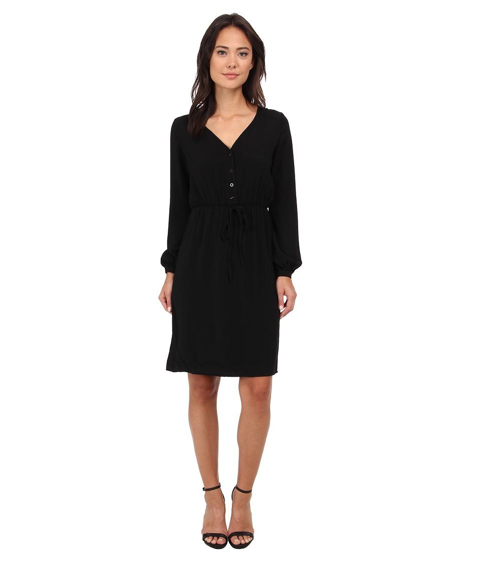 Brigitte Bailey - Orchid Dress (Black) Women's Dress