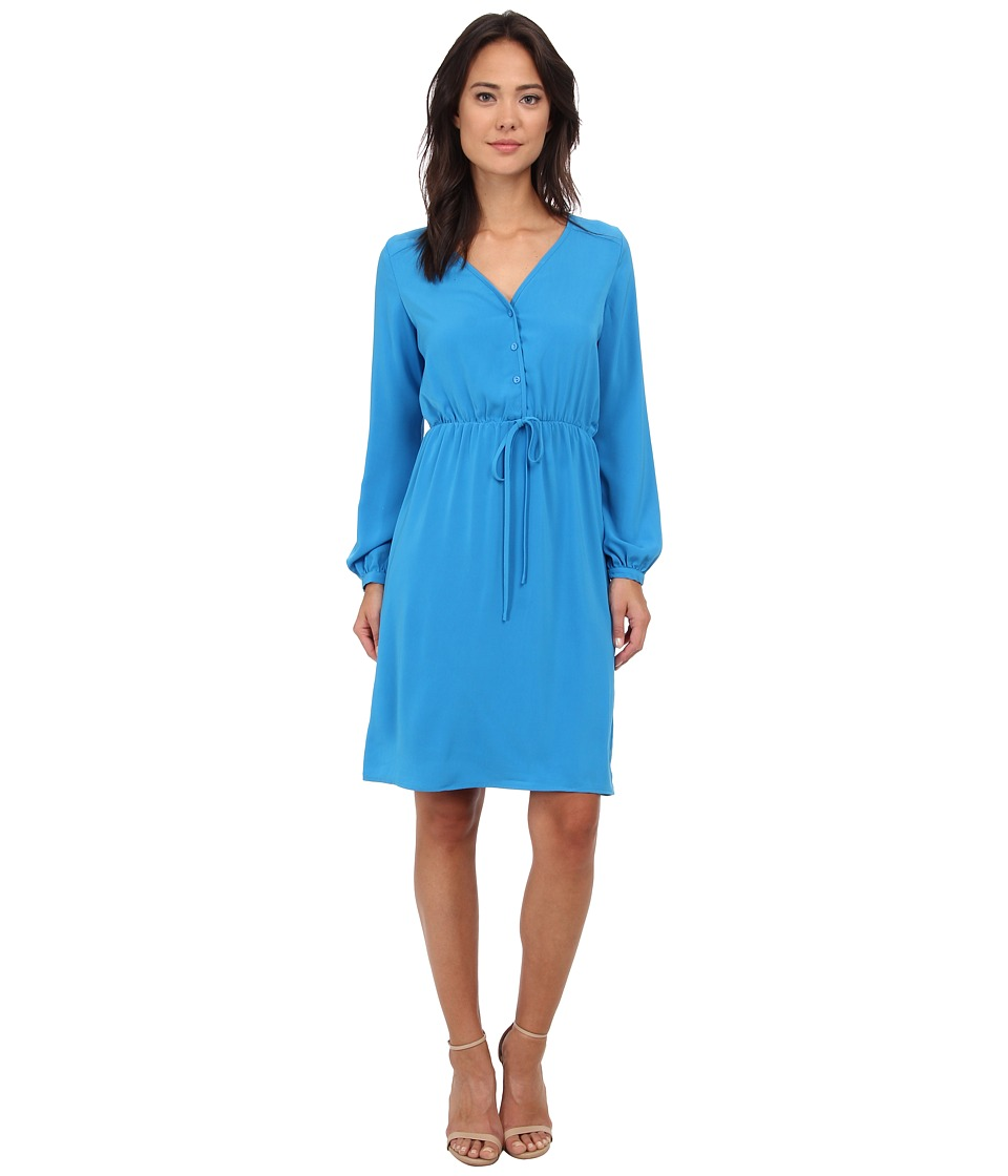 Brigitte Bailey - Orchid Dress (Turquoise) Women's Dress