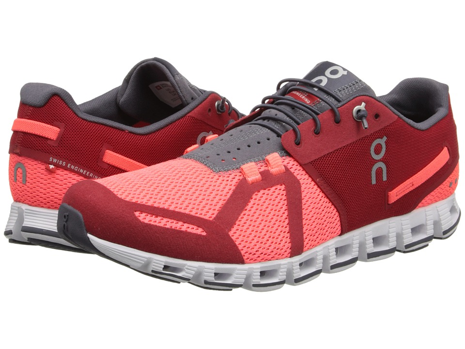 On - Cloud (Red/Flash) Men's Running Shoes