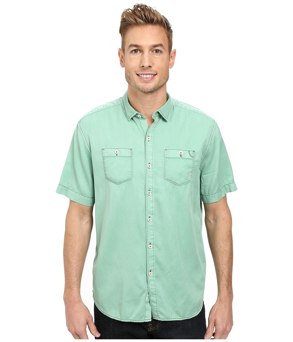 Tommy Bahama - New Twilly Junior S/S (Fiji) Men's Clothing