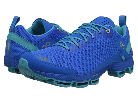 On - Cloudsurfer (Wave/Cyan) Men's Running Shoes