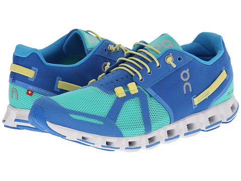 On - Cloud (Marina/Jade) Women's Running Shoes