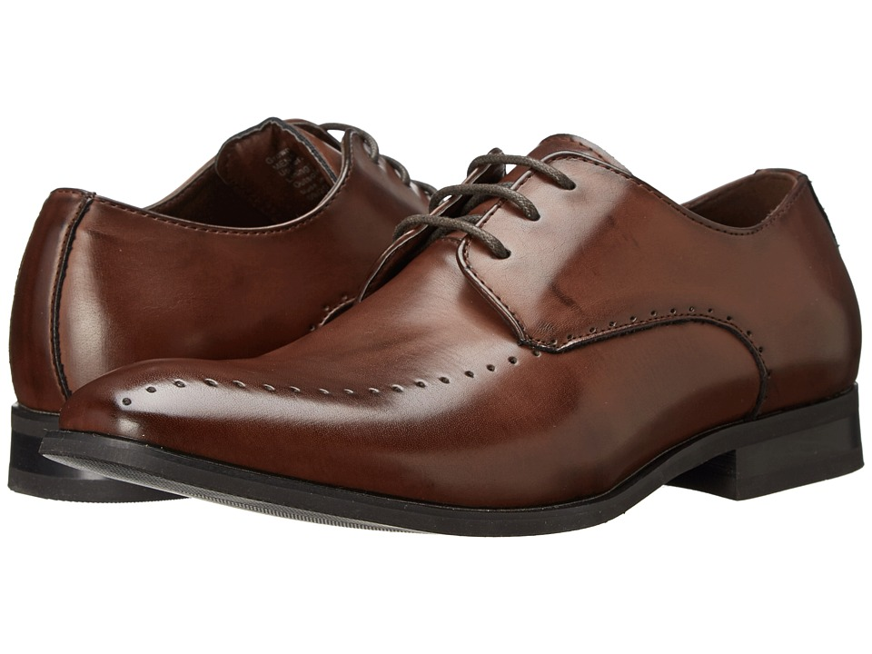 Kenneth Cole Unlisted - Grown Up (Brown) Men's Lace up casual Shoes
