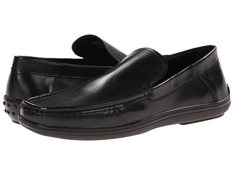 Kenneth Cole Unlisted - Shell Out (Black) Men's Shoes