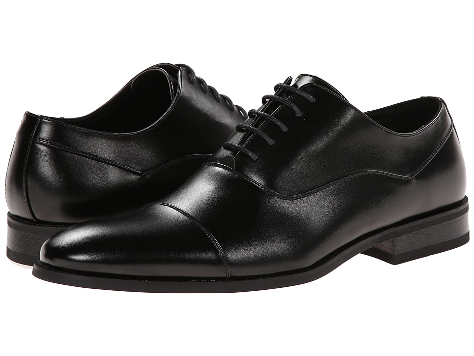 Kenneth Cole Unlisted - Half Time (Black) Men's Shoes