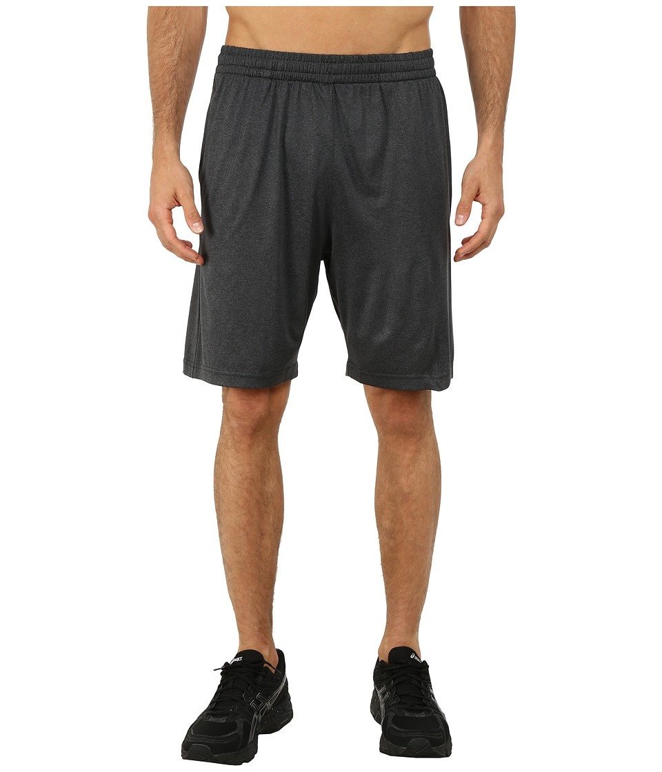 Fila - Performance Heather Short (Black Heather) Men's Shorts