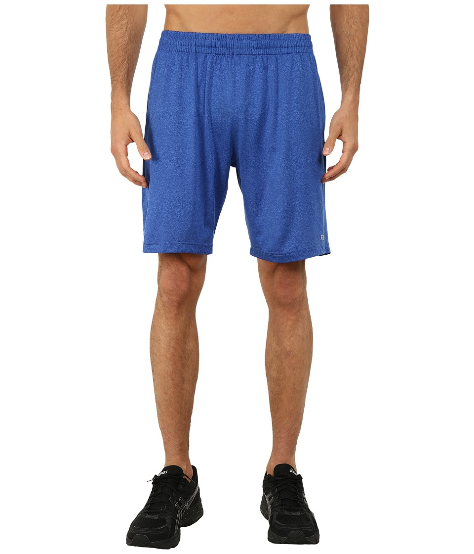 Fila - Performance Heather Short (Surf the Web Heather) Men