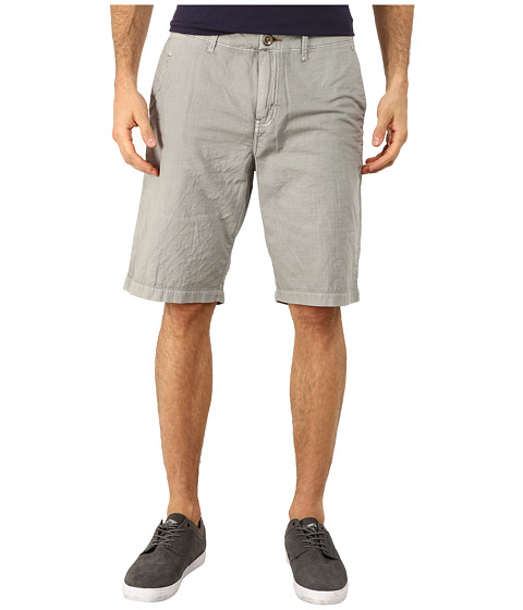 Tommy Bahama Denim - Eastbank Flat Front Short (Vapor) Men