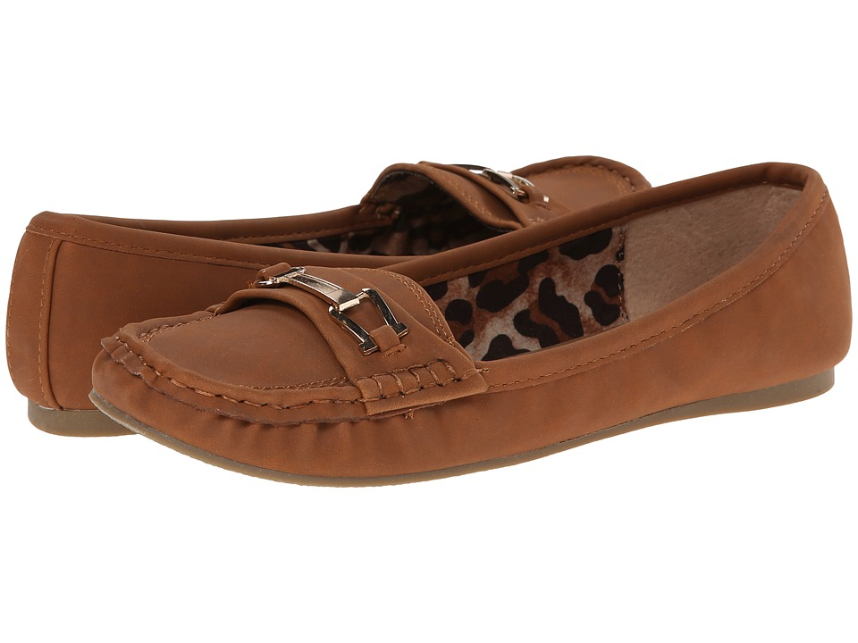 Call it SPRING - Certo (Cognac) Women's Flat Shoes