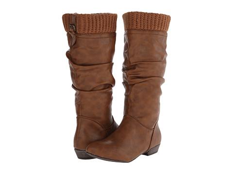 Call it SPRING - Gylle (Cognac) Women's Zip Boots