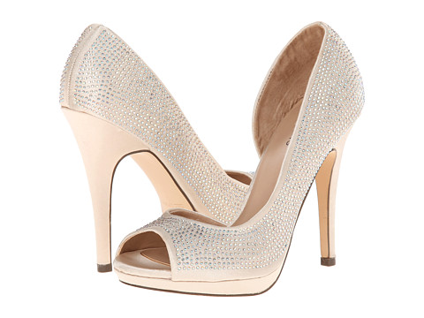 Call it SPRING - Baggerly (Nude) High Heels