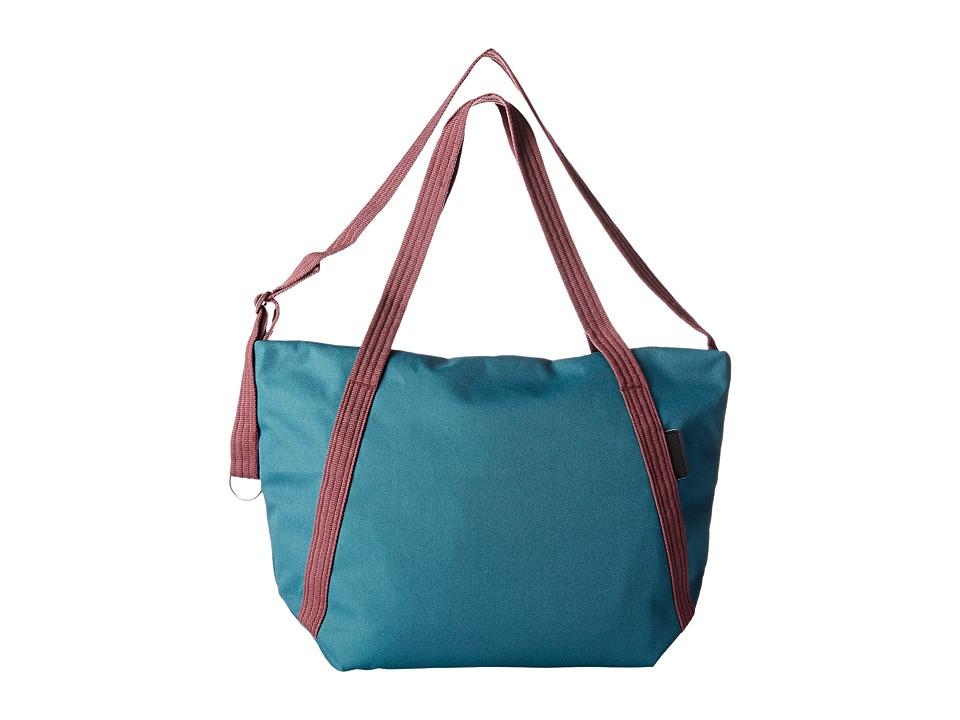 Crumpler - Spinning Vortex Large Handbag (Peacock) Handbags