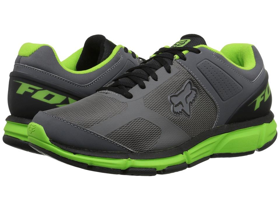 Fox - Podium (Grey/Green) Men's Skate Shoes