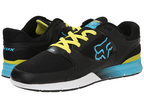 Fox - Motion Concept (Black/Blue) Men