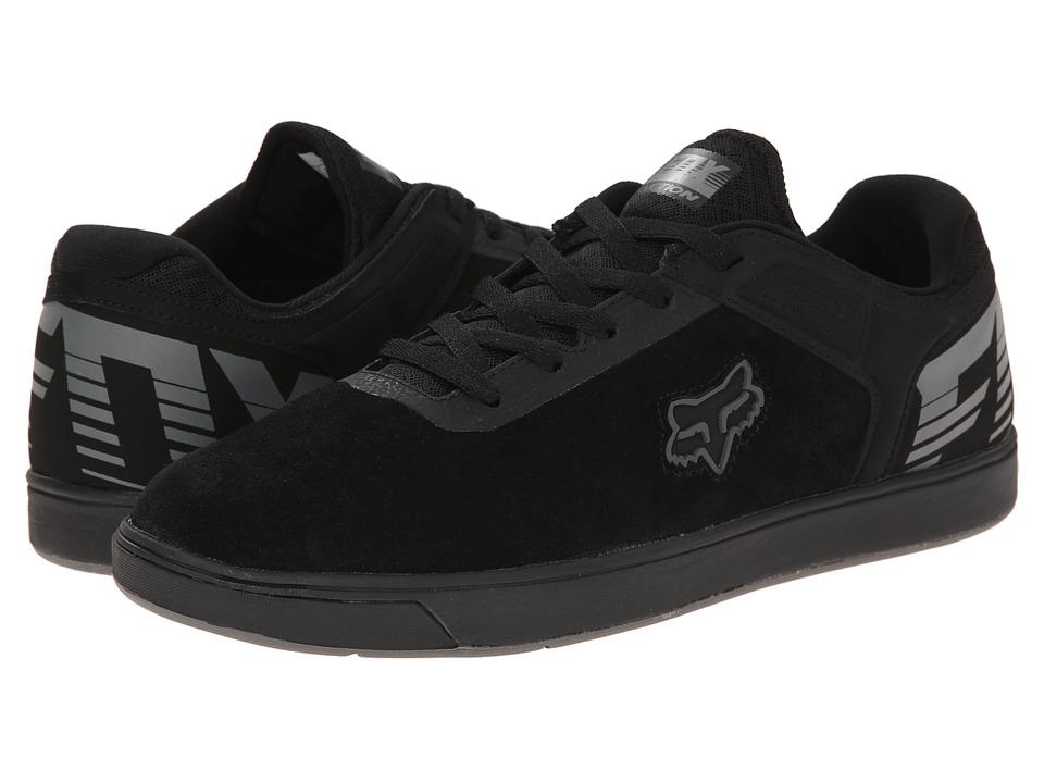 Fox - Motion Transfer (Black/Grey) Men's Shoes