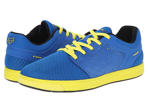 Fox - Motion Scrub Fresh (Blue/Yellow) Men's Skate Shoes