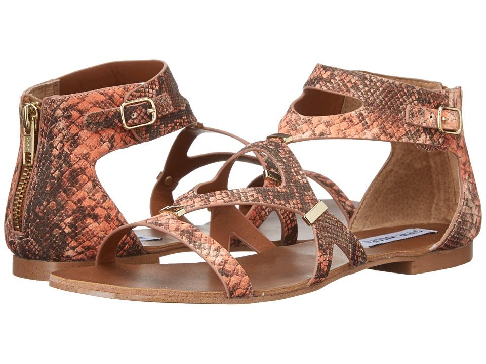 Steve Madden - Comly (Coral Snake) Women's Sandals