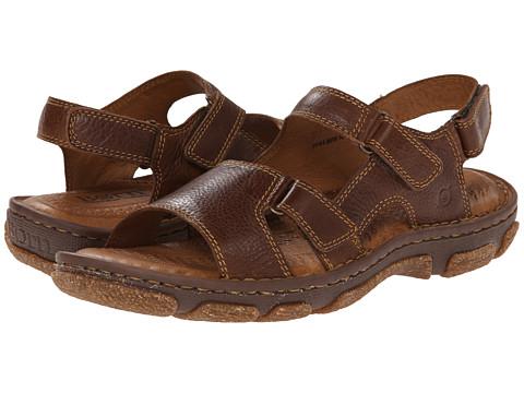 Born - Segar (Walnut Full-Grain Leather) Men