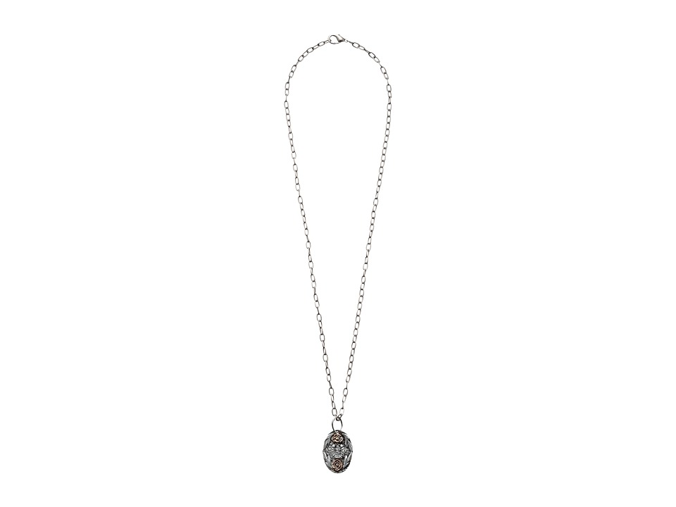 Gypsy SOULE - DN580 (Silver) Necklace