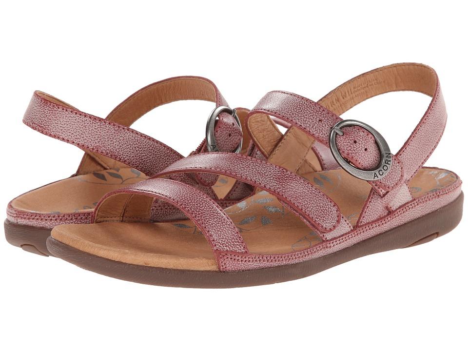 Acorn Prima Ankle (Mauve) Women