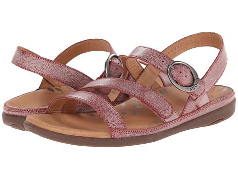 Acorn - Prima Ankle (Mauve) Women's Shoes