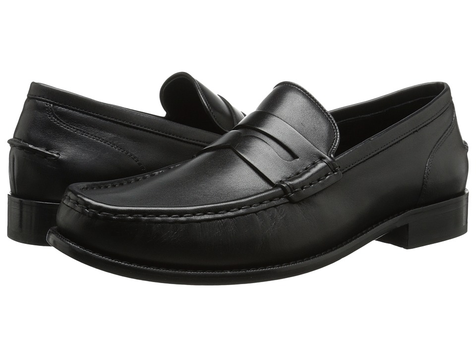 Cole Haan - Britton Penny (Black) Men